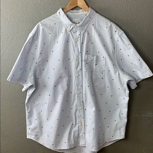 Old Navy Watermelon Casual Button up Shirt